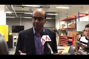 DPM Tharman on the economic outlook for the rest of 2016