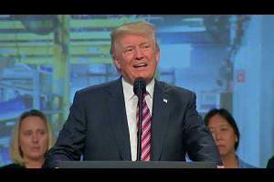 Donald Trump talks Puerto Rico debt, while pledging aid