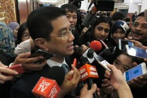 Azmin: Firm meeting date with Singapore over HSR soon