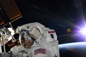 Vacation in space? Nasa says you can for US$50m