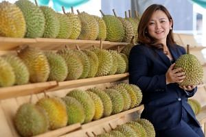 The sky's the limit for Musang Queen Anna Teo