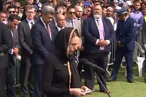 'We are one' says PM Ardern as New Zealand mourns with prayers