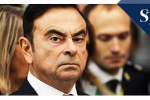 Ghosn flees to Lebanon, won't be 'held hostage'
