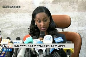 Ethiopia's first crash report says crew followed procedures