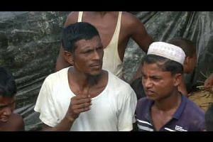 Rohingya could die from lack of food and water - aid group