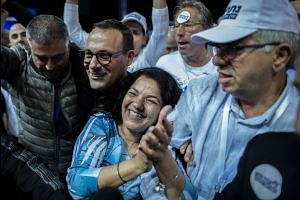 Results too close to call in Israeli election