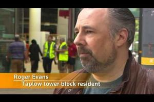 Five London tower blocks evacuated over fire safety concerns
