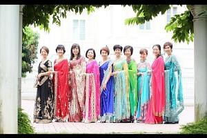 Deepavali special: Female MPs in stunning sarees