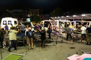 15 dead in southern Thailand's worst attack in years