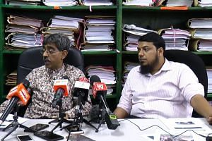 Lawyer Haniff refutes allegations that he and colleague involved in temple riots