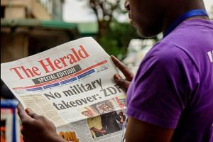 Hope for peace amid Zimbabwe's unrest