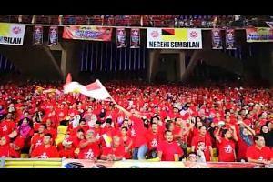 Huge turnout at Umno's 71st anniversary bash