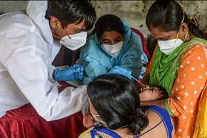 WHO chief hopes pandemic will only last two years