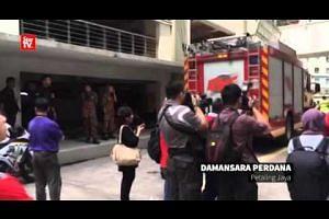 Bomb scare in Damansara Perdana condo