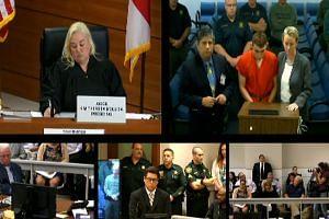 Florida school shooting suspect Nikolas Cruz ordered held without bond