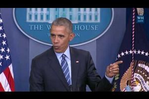 Obama to Putin on hacking: 'cut it out'