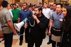 TMJ spends over RM1mil to treat shoppers to grocery spending spree