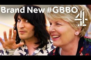 New BAKE OFF | Noel Fielding's Naughty Innuendos & Funny Moments Ep1! #GBBO