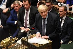 Boris Johnson blocked from holding Brexit vote