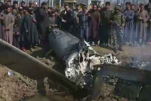 India and Pakistan down each other's jets, Kashmir conflict heats up