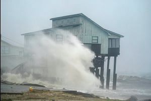 Punishing Hurricane Michael bears down on Florida