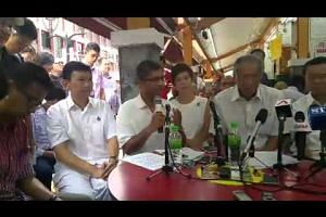 Singapolitics: Hri Kumar Nair reasons