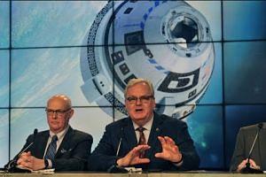 Timer malfunction leaves Boeing spaceship adrift