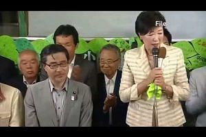 A humbling defeat in Tokyo for Japan PM's party