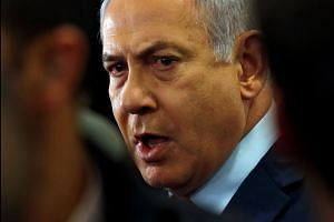 Netanyahu indicted in corruption cases
