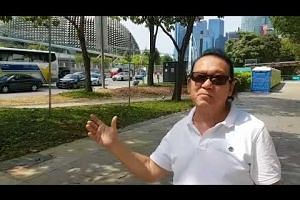 Former actor Peter Chong on filming locations for Ring Of Fury