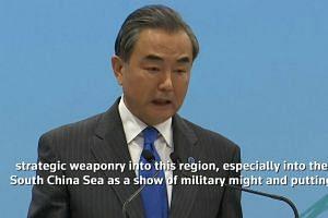 China's Wang says response to US trade measures necessary, legitimate