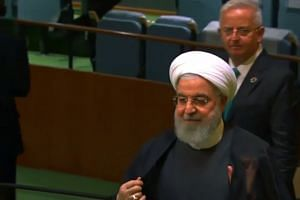US, Iran exchange insults and warnings on world stage