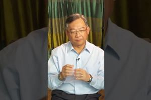 Health Minister Gan Kim Yong on ensuring that healthcare in Singapore is sustainable
