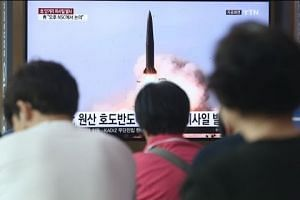 US urges North Korea to stick with diplomacy