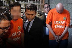Two Datuks in Penang undersea tunnel probe freed on bail