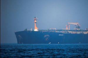 Gibraltar frees Iranian tanker, raising hopes of ship swap
