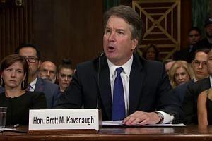 Senate advances Kavanaugh
