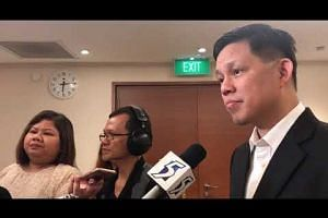 Minister Chan Chun Sing, on the nomination of Tan Chuan-Jin as Speaker of Parliament