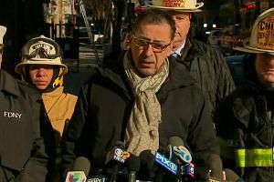 Child playing with stove caused deadly New York fire: NY fire department
