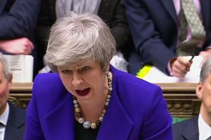 British PM May says no-deal vote 'cannot be end of the story'