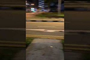 17-year-old arrested for drink driving at Teck Whye Avenue
