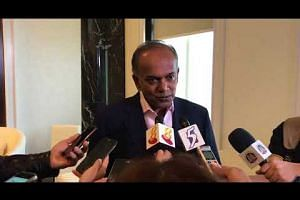 K. Shanmugam on India's ruling on decriminalising gay sex