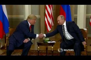 Trump hopes to have an 'extraordinary relationship' with Putin