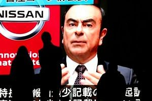 Nissan's Ghosn to make first public appearance in seven weeks in court