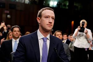 Mark Zuckerberg tells Congress 'I'm sorry' for data misuse