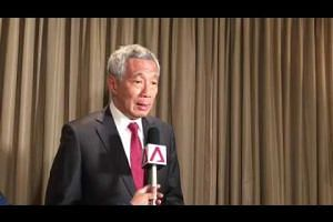 PM Lee at Apec Economic Leaders Week in Lima, Peru
