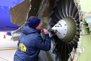 Airlines check Boeing 737 engines after fatal Southwest accident