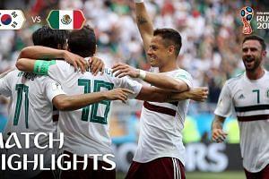 Korea Republic v Mexico - 2018 FIFA World Cup Russia™ - Match 28