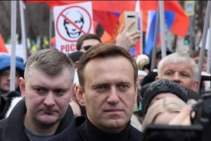Kremlin sees no need to investigate Alexei Navalny illness