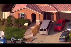 Police seek motive for parents who held 13 siblings